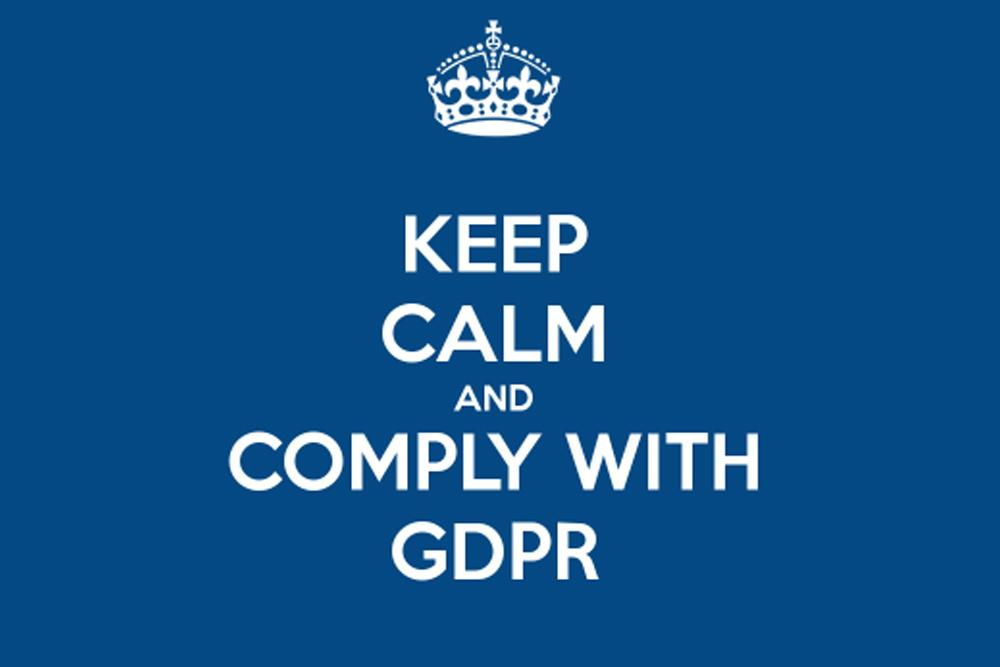 GDPR datos personales