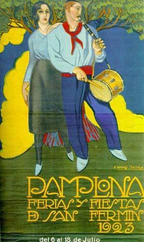 sanfermines 1923