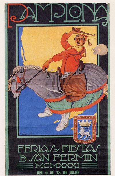 sanfermines 1931