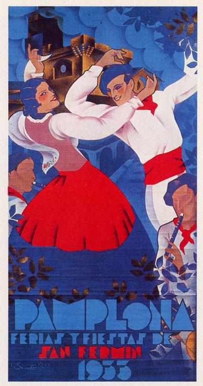 sanfermines 1933